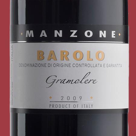 etiketa Barolo Gramolere