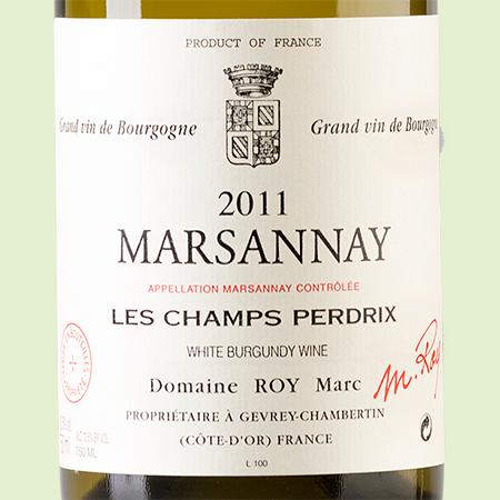 etiketa Marsannay