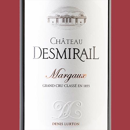 etiketa Chateau Desmirail Margaux 3me Grand Cru Classé