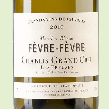 etiketa Chablis Grand