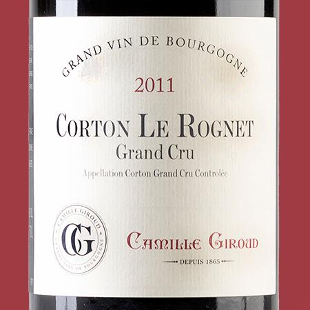 etiketa Corton Giroud