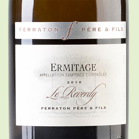 etiketa Ermitage Le Reverdy