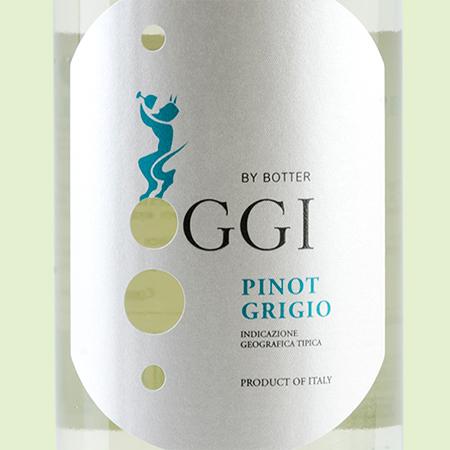 etiketa Pinot Grigio OGGI 2014