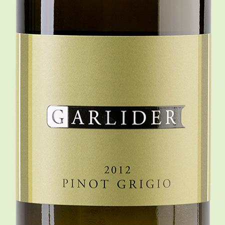 etiketa Pinot Grigio