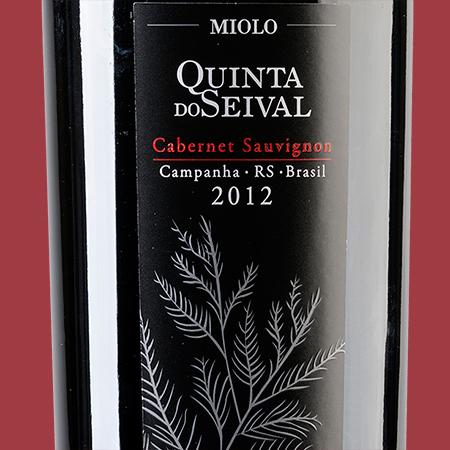 etiketa Quinta do Seival Cabernet Sauvignon