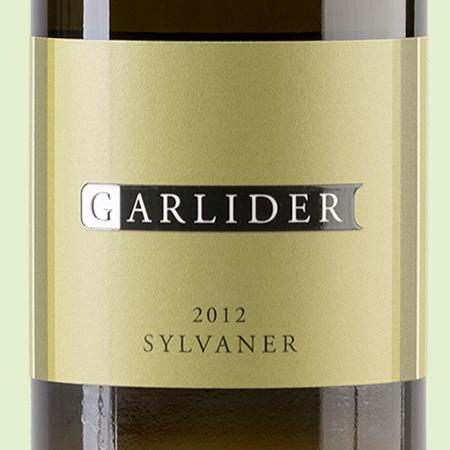 etiketa Sylvaner Garlider