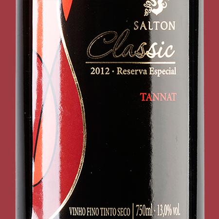etiketa Tannat Classic